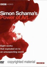 Simon Schamas The Power Of Art Movie