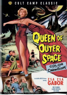 Queen Of Outer Space Movie