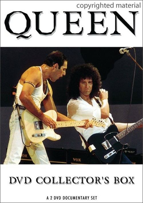 Queen: DVD Collectors Box Movie