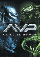 Alien Vs. Predator: Unrated Collectors Edition / Aliens Vs. Predator: Requiem - Unrated (2 Pack) Movie