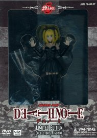 Death Note: Volume 5 - With Limited Edition Figurine Movie