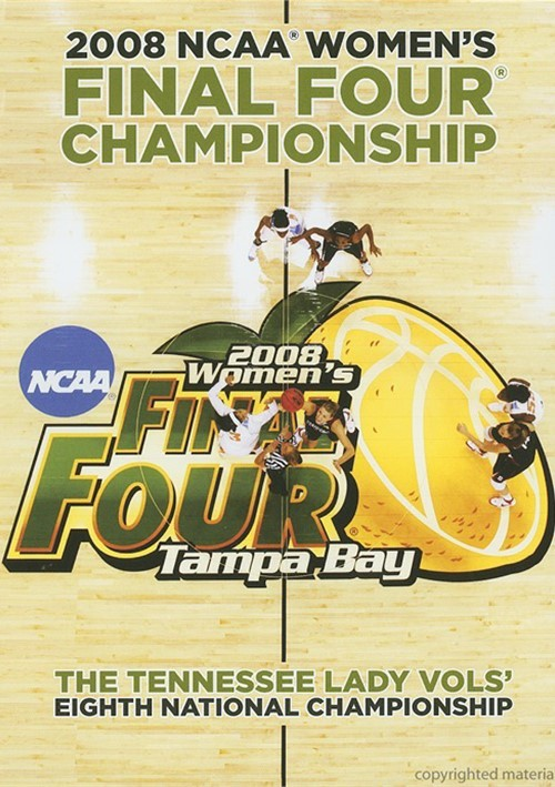 2008 Womens NCAA Championship Movie