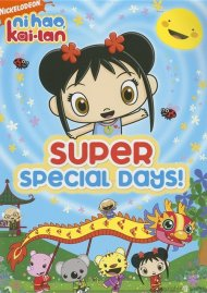 Ni Hao Kai-Lan: Super Special Days Movie