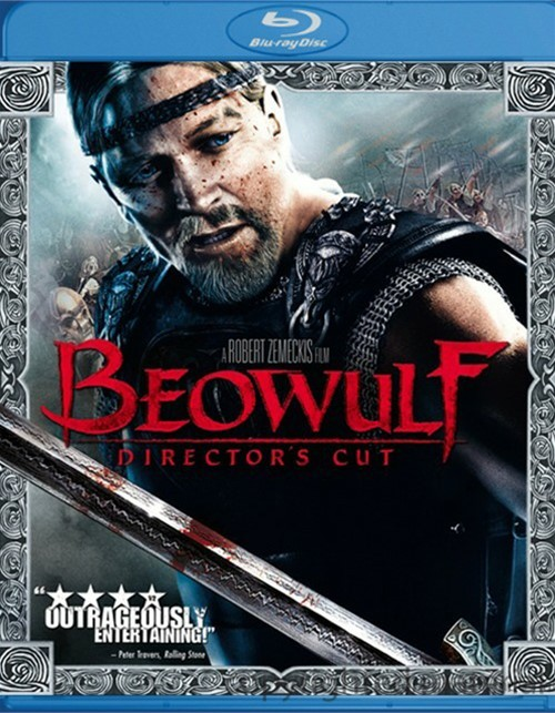 Beowulf: Directors Cut Blu-ray