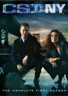 CSI: NY - The Complete Seasons 1 - 4 Movie