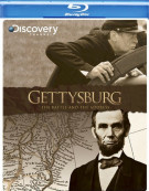 Gettysburg: The Battle And The Address Blu-ray