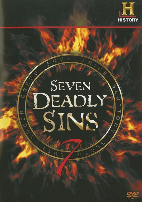 the seven deadly sins essay Outlines seven deadly sins in writing as the hamilton college catalogue notes, the college expects its students to think, write and speak with clarity.