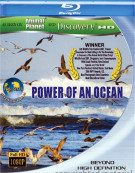 Power Of An Ocean Blu-ray
