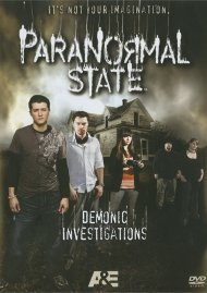 Paranormal State: Demonic Investigations Movie