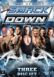 WWE: Best Of SmackDown 10th Anniversary 1999-2009 Movie