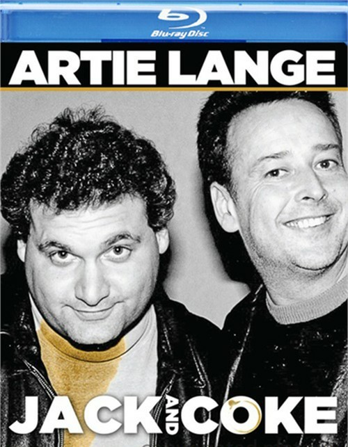 Artie Lange: Jack And Coke Blu-ray