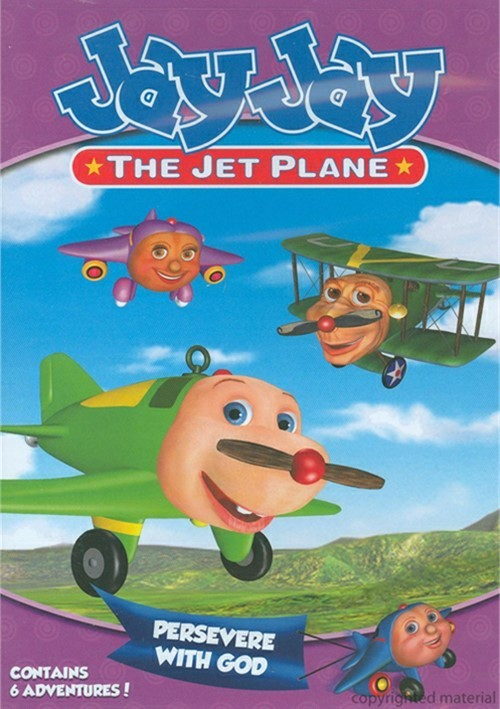 Jay Jay The Jet Plane: Persevere With God Movie