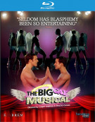 Big Gay Musical, The Blu-ray