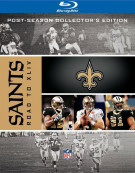 NFL Road To Super Bowl XLIV: New Orleans Saints Blu-ray