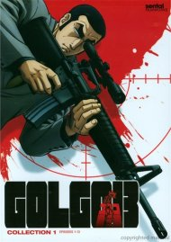 Golgo 13: Collection 1 Movie