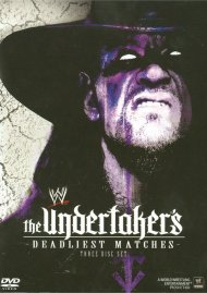 WWE: The Undertakers Deadliest Matches Movie