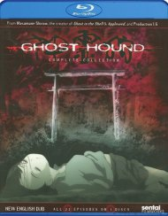 Ghost Hound: Complete Collection Blu-ray