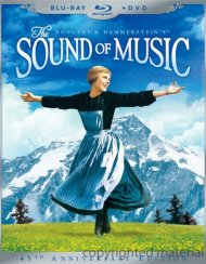 Sound Of Music, The: 45th Anniversary Edition (Blu-ray + DVD) Blu-ray