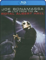 Joe Bonamassa: Live From The Royal Albert Hall Blu-ray