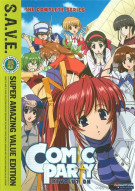 Comic Party Revolution TV: Complete Collection Movie