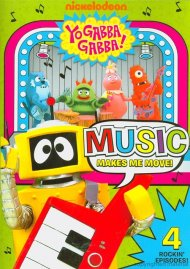 Yo Gabba Gabba: Music Makes Me Move! Movie
