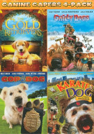 Canine Capers 4-Pack Movie