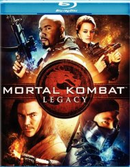 Mortal Kombat: Legacy Blu-ray