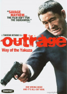 Outrage: Way Of The Yakuza Movie