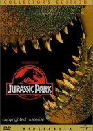 Jurassic Park: Collectors Edition (Widescreen) Movie