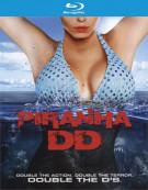 Piranha 3DD (Blu-ray 3D + Blu-ray + DVD + Digital Copy) Blu-ray