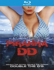 Piranha 3DD (Blu-ray 3D + Blu-ray + DVD + Digital Copy) Blu-ray