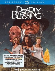 Deadly Blessing: Collectors Edition Blu-ray
