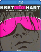 WWE: Bret Hitman Heart - The Dungeon Collection Blu-ray