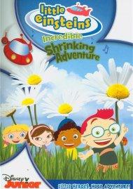 Little Einsteins: The Incredible Shrinking Adventure Movie