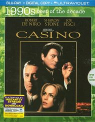 Casino (Blu-ray + Digital Copy + UltraViolet) Blu-ray
