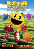 Pac-Man And The Ghostly Adventures: The Adventure Begins! Movie
