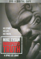 Mike Tyson: Undisputed Truth (DVD + UltraViolet) Movie