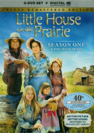 Little House On The Prairie: Season 1 - Deluxe Edition (DVD + UltraViolet) Movie