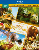 Hidden Kingdoms Blu-ray