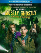 R.L. Stines Mostly Ghostly: Have You Met My Ghoulfriend? (Blu-ray + DVD + UltraViolet) Blu-ray