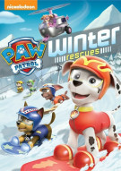 PAW Patrol: Winter Rescues Movie