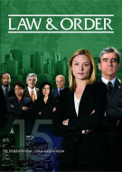 Law & Order: The Fifteenth Year Movie