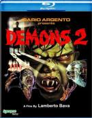 Demons 2 Blu-ray