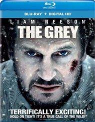 Grey, The (Blu-ray + UltraViolet) Blu-ray