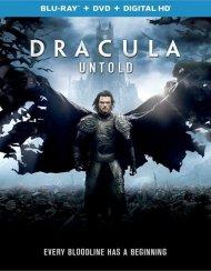 Dracula Untold (Blu-ray + DVD + UltraViolet) Blu-ray
