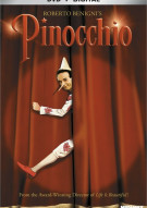 Pinocchio (DVD + UltraViolet) Movie