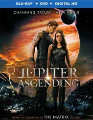 Jupiter Ascending (Blu-ray + DVD + UltraViolet) Blu-ray