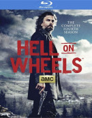 Hell On Wheels: The Complete Fourth Season Blu-ray