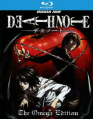 Death Note: Omega Edition: Limited Edition Blu-ray