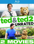 Ted & Ted 2: Thunder Buddies Collection (Blu-ray + UltraViolet) Blu-ray